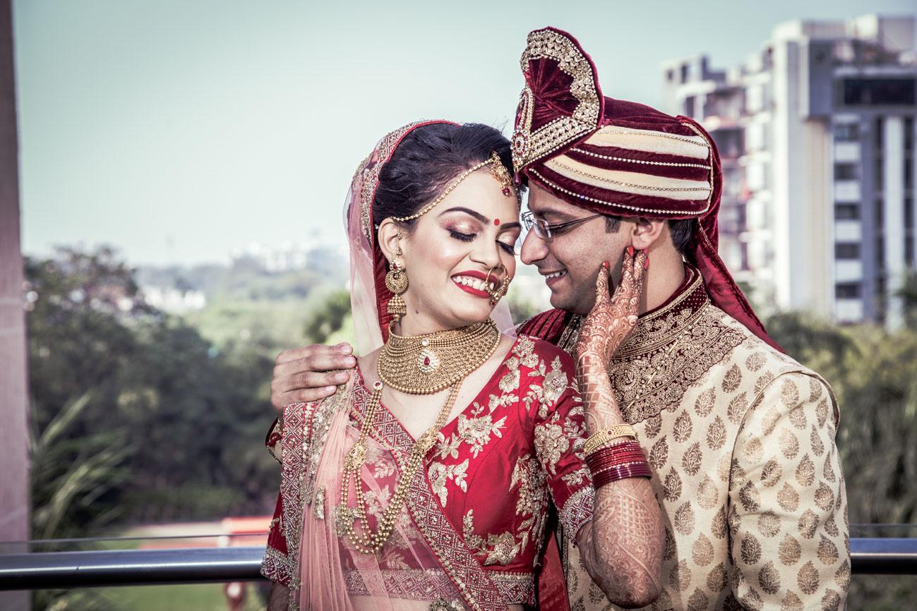 Rajvi Parikh Wedding
